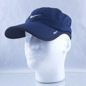 Nike Dry Fit Navy Blue Hat Adjustable